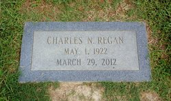 Charles N Buddy Regan