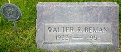 Walter Raymond Beman
