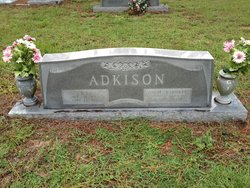 Annie Vardell <i>Burgess</i> Adkison
