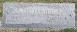 Erma Lousie <i>Peebles</i> McDaniel