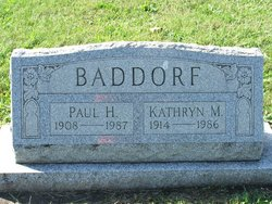 Paul H Baddorf