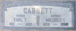 Earl Thomas Gabbett