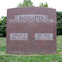 Dot <i>Ernst</i> Baumgarten