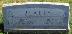 Norma Lucille <i>White</i> Beatty
