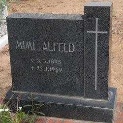 Mimi Josephine K <i>Bock</i> Alfeld