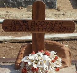 Babs Booysen