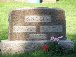 Elva L <i>Biddle</i> Anglin