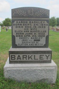 Aaron Barkley