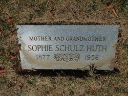 Sophie <i>Schulz</i> Huth