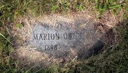 Marion <i>Ober</i> Eaton