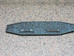 Irene C Morgenthaler