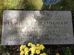 Lewis R Faulkingham
