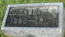 Georgia Elizabeth <i>Younkin</i> Wable