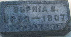 Sophia B Anderson