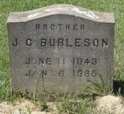 J. C. Burleson