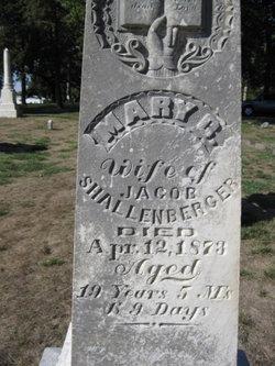 Mary C. Shallenberger