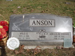 Adella Marie <i>Shepard</i> Anson