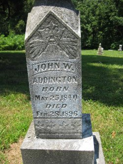 John Wesley Addington