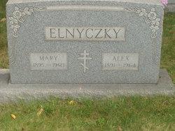 Mary <i>Micovcin</i> Elnyczky