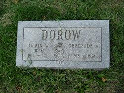 Armin W Dick Dorow