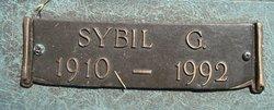 Sybil G <i>Flower</i> Lincecum