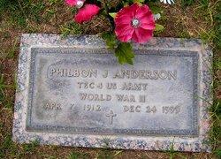 Philabon J Anderson
