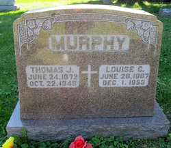 Louise C Murphy