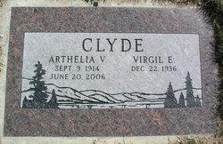 Arthelia V <i>Enyeart</i> Clyde