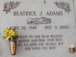 Beatrice J. Adams