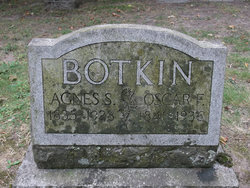 Agnes Sterling Steedsman <i>Watts</i> Botkin