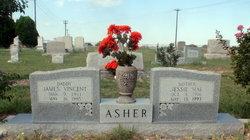 Jessie Mae <i>Storey</i> Asher