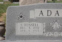Samuel Russell Adams