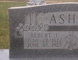 Albert James Asher