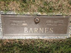 Flora <i>Hottle</i> Barnes