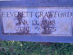 F Everett Crawford