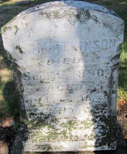 Minnie M. Atkinson