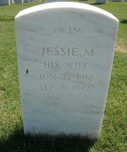 Jessie M Allin