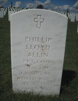 Phillip Lloyd Allin