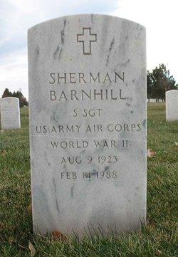 Sherman Barnhill
