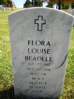 Flora Louise <i>Brotherton</i> Beadell