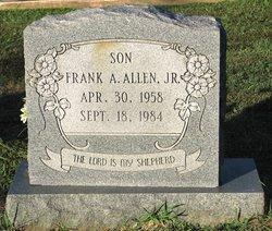Frank Adolphus Allen, Jr