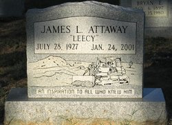 James L Leecy Attaway