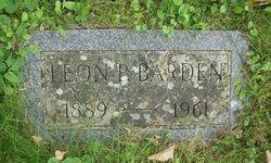 Leon Price Barden