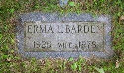 Erma L. <i>Moseley</i> Barden