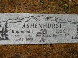 Raymond James Ray Ashenhurst