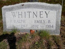 Emily B Whitney