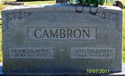 Joseph Harrison Harry Cambron