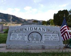 Oriel Hyrum Kidman
