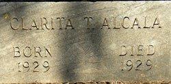 Clarita T Alcala