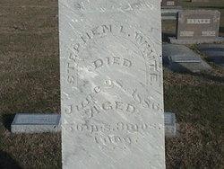 Stephen Lester White